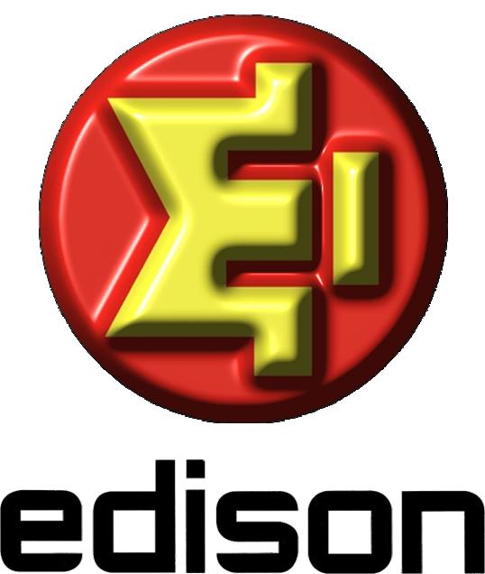 composicion Logo y EDISON